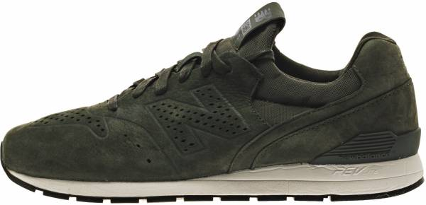 wholesale dealer 5e5f4 ee22a New Balance 696 Deconstructed Olive