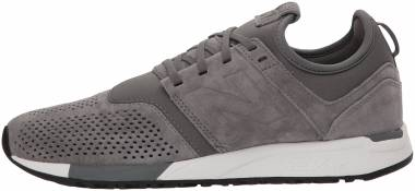 New Balance Suede 247 - Grey (MRL247LY)