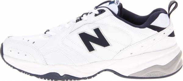 New Balance 624 White/Navy