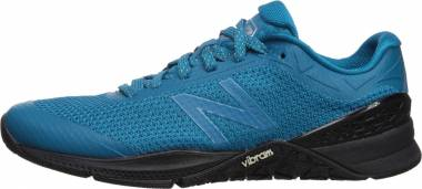 New Balance Minimus 40 Trainer - Azul Deep Ozone Blue Black Rd1 (MX40RD1)