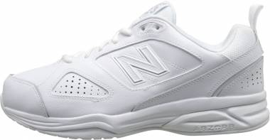 New Balance 623 v3 - White/Silver (MX623AW3)