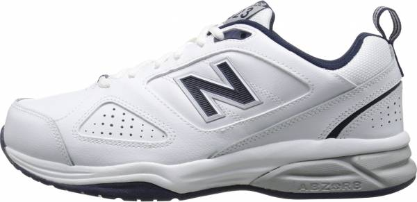 New Balance 623 v3 - White/Navy (MX623WN3)