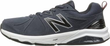 New Balance 857 v2 - Charcoal (MX857CH2)
