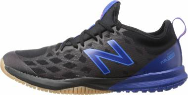New Balance FuelCore Quick v3 Trainer Black/Energy Red/Bolt/Team Royal Men