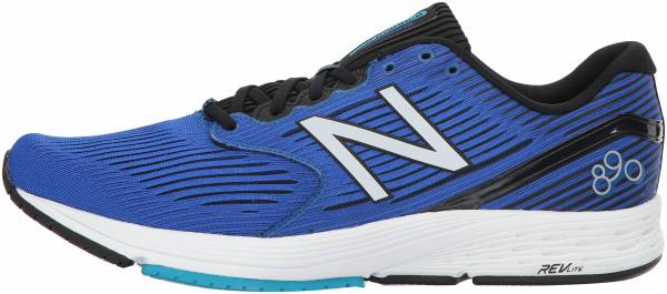 buy online bb5fb b9d32 New Balance 890 v6 Pacific Maldives Blue