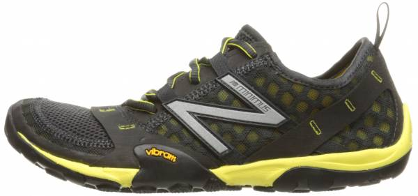 timeless design 5ec9d c0c0c New Balance Minimus 10 v1 Black Yellow