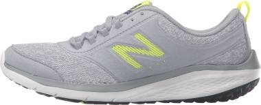 New Balance 85 - Grey/Yellow (WA85GY1)