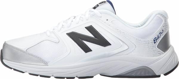 New Balance 847 v3 - White/Grey (MW847WT3)