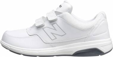 New Balance Hook and Loop 813 White Men
