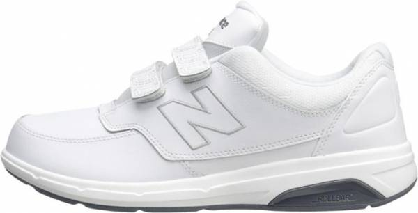 New Balance Hook and Loop 813 White