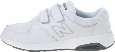 New Balance Hook and Loop 813 - White