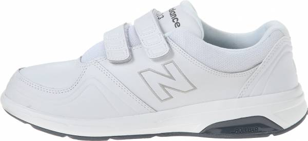 New Balance Hook and Loop 813 - White (WW813HW)