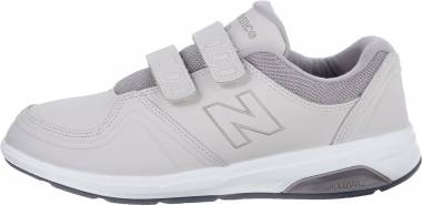 New Balance Hook and Loop 813 - Silver Mink