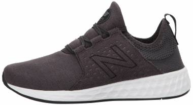 New Balance Fresh Foam Cruz Retro Hoodie - Black (WCRUZHB)