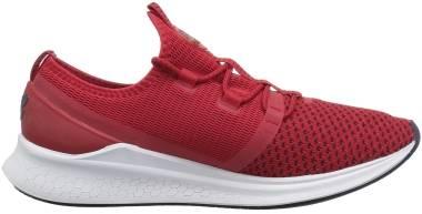 New Balance Fresh Foam Lazr Sport - Red (MLAZRSR)