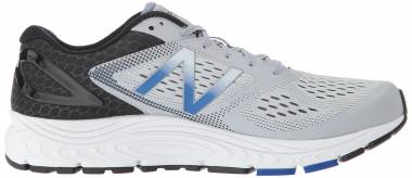 New Balance 840 v4 - Silver Mink/Team Blue (M840GB4)