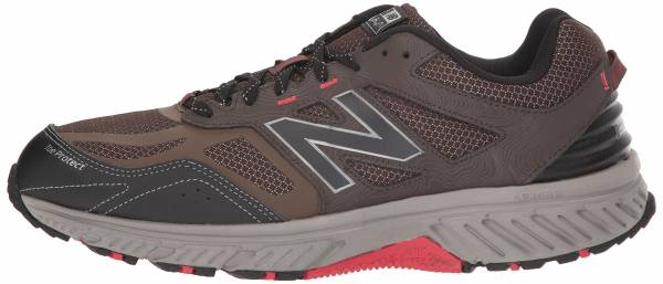 New Balance 510 v4  - Chocolate/Black/Team Red