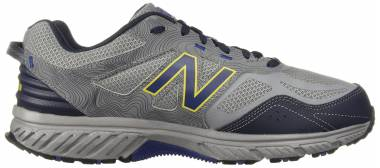 New Balance 510 v4  - Acciaio (MT510LS4)