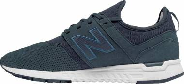 New Balance 247 Leather - Grey (WRL247WP)