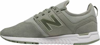 New Balance 247 Leather - Grey