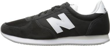New Balance 220 - Black Black White Bk (U220BK)