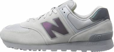 New Balance 574 Urban Twilight - Silver Min