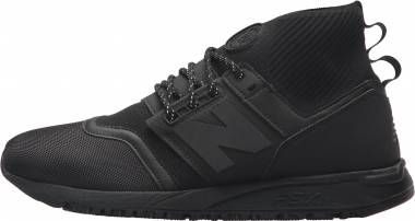 official photos ce3ca d1a04 New Balance 247 Mid Black Men