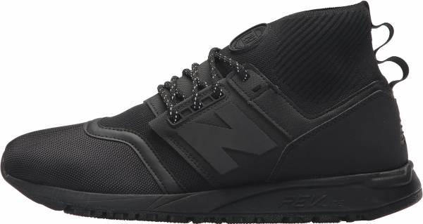 New Balance 247 Mid BLACK