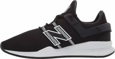 New Balance 247 Decon - Black/White (MS247DEA)