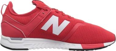 New Balance 247 Decon - Cerise/Steel (MRL247DI)