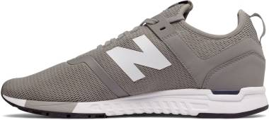New Balance 247 Decon - Gris Grau Weiss