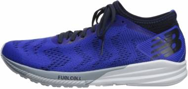 New Balance FuelCell Impulse - Uv Blue/Black/Light Cyclone (MFCIMUV)