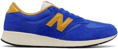 New Balance 420 Re-Engineered Suede - blue (MRL420SV)