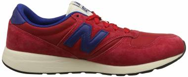 New Balance 420 Re-Engineered Suede - Red