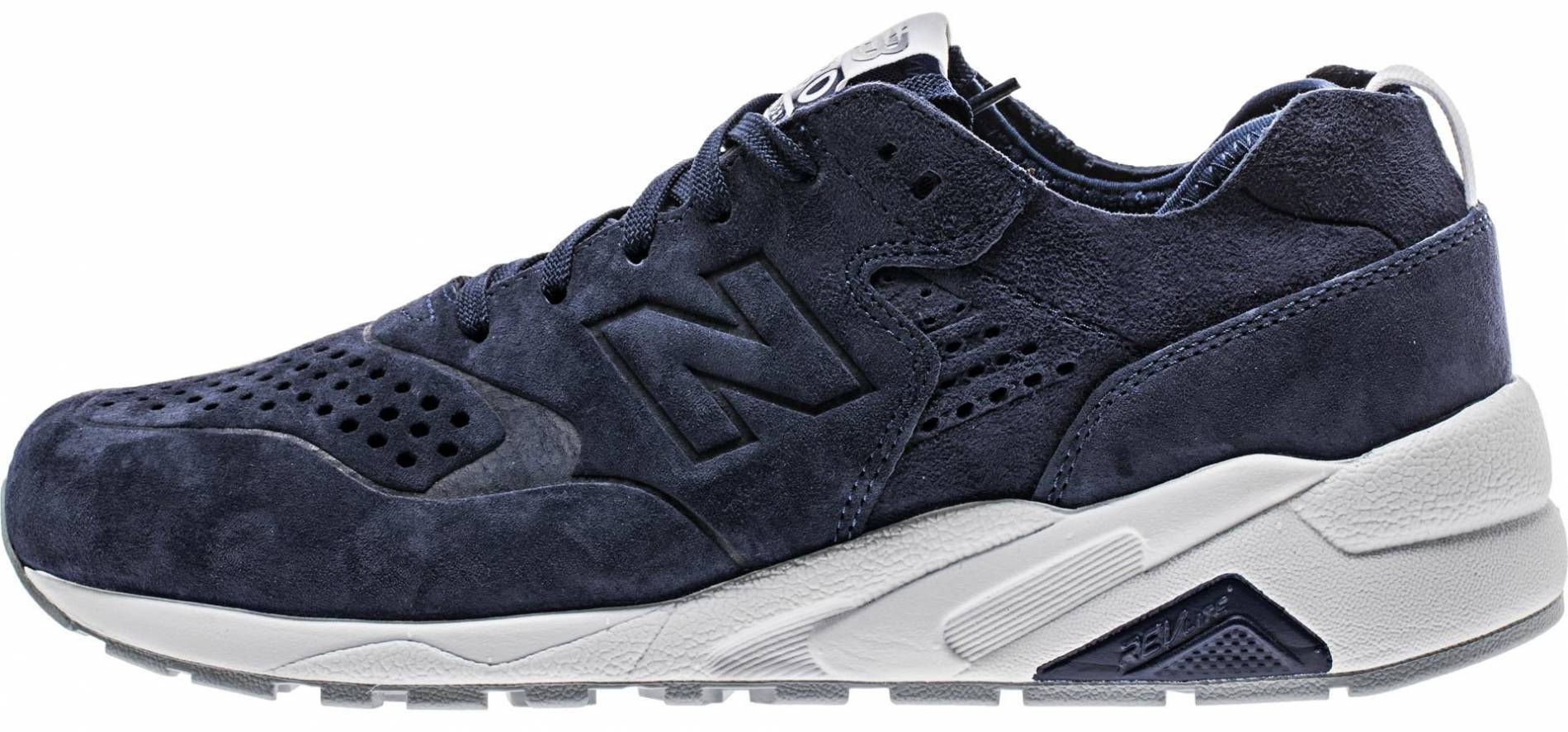 New Balance 580 Deconstructed sneakers in blue (only $130) | RunRepeat