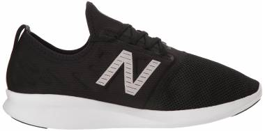 New Balance FuelCore Coast v4 Black with White Men