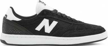 New Balance 440 Black with White Men