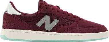 New Balance 440 - Burgundy/Grey (M440BGG)