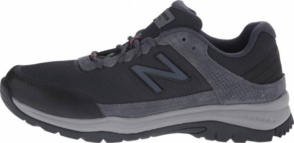 New Balance 669 Grey with Red