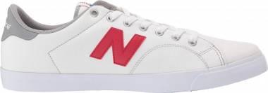 New Balance 210 - White / Red