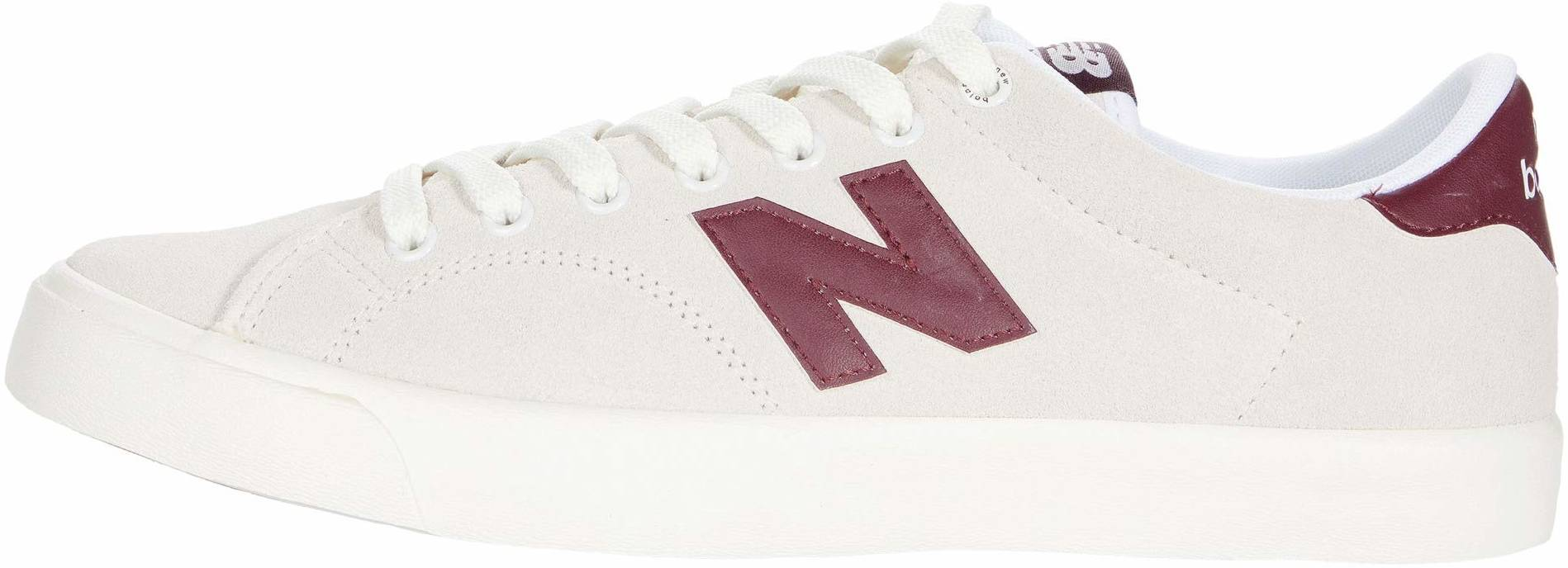 New Balance 210 sneakers in grey beige (only $42)   RunRepeat