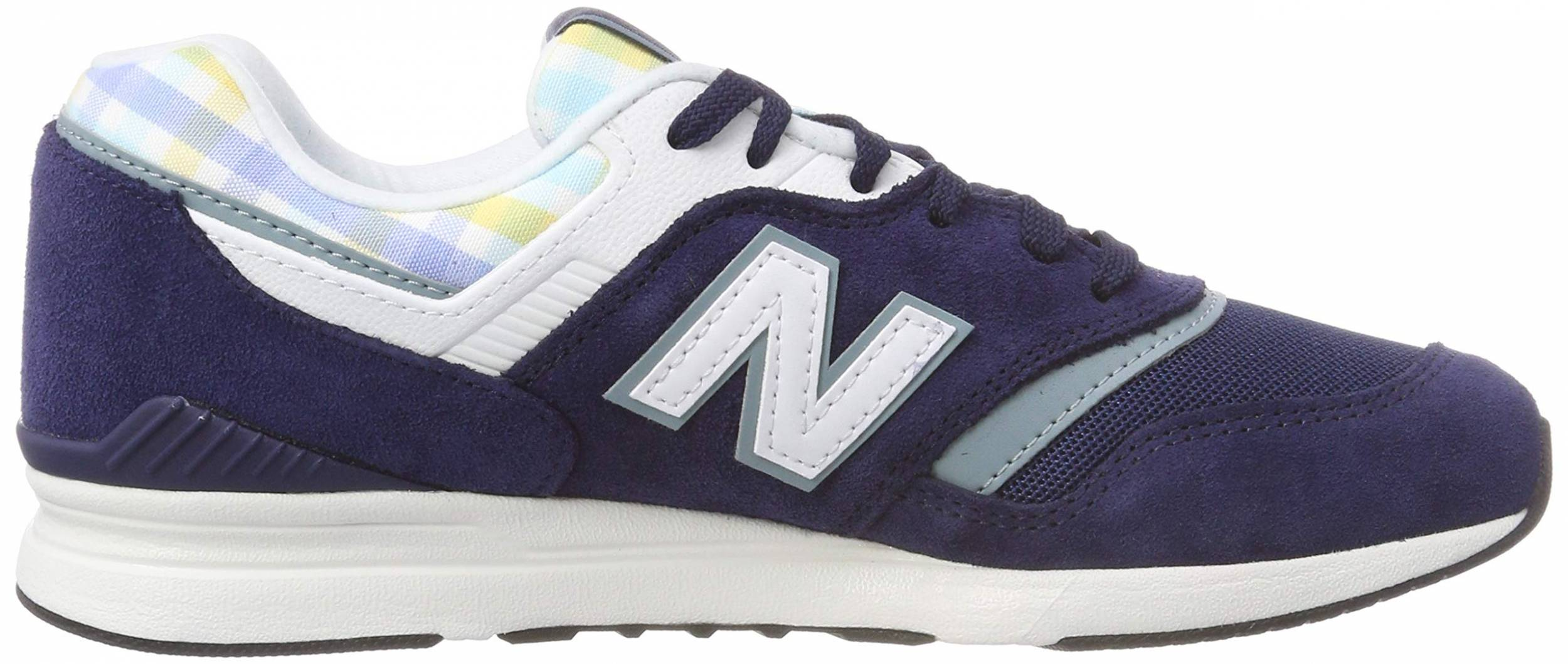 New Balance 697 sneakers in 3 colors (only $61) | RunRepeat