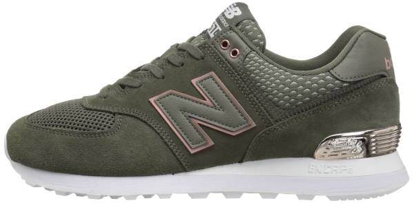 watch f6f4a 6f366 New Balance 574 All Day Rose