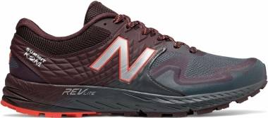 New Balance Summit KOM - Grey / Red