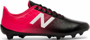 New Balance Furon v4 Dispatch Firm Ground - Bright Cherry/Black/White