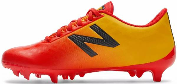 New Balance Furon v4 Dispatch Firm Ground - Orange Flame Aztec Gold Galaxy Fa4 (MSFDFFA4)