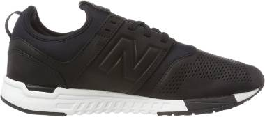 New Balance 247 - Black Black White Ve (MRL247VE)