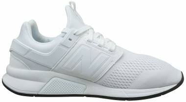 New Balance 247 - White (MS247EW)