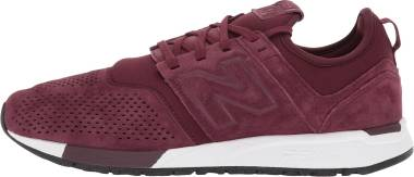 New Balance 247 - Red Burgundy White Lr (MRL247LR)