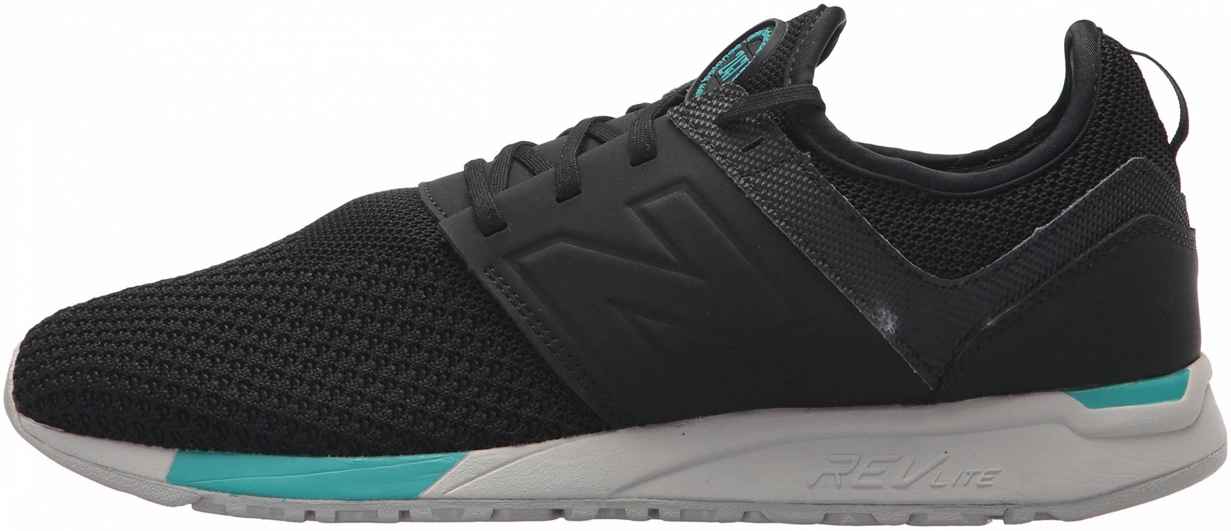 New Balance 247 Sport sneakers in black | RunRepeat